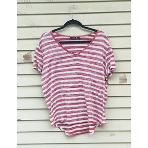 A.n.a Striped T-shirt